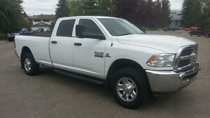 2014 Dodge Power Ram 3500 Pickup Truck only 64,000 kms!