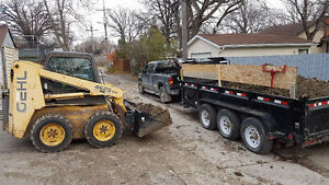Mud | Rock | Concrete | Clean fill Removal/Hauling + Delivery!