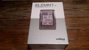 Brand New Sealed Wahoo ELEMNT GPS Bike Computer