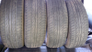 AllSEASON / SUMMER TIRES  185/60/r15