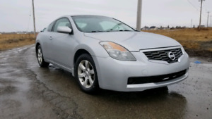 2009 NISSAN ALTIMA COUPE / BRAND NEW MVI / REAL GAS SAVER