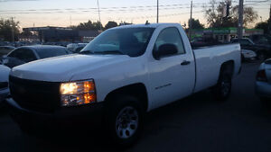 2010 Chevrolet Silverado 1500 REGULAR CAB Pickup Truck