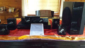 Blu Ray Home Entertainment System