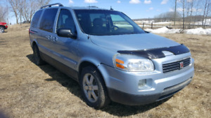 2007 saturn relay van