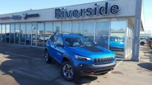 2019 Jeep Cherokee Trailhawk  - Heated Seats - $215.99 B/W