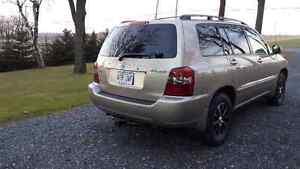 2005 Toyota Highlander Autre