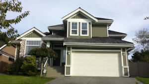 2 bedrooms and 1 full bathroom basement suite (South Surrey)