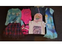 Girls clothes 7-9 years