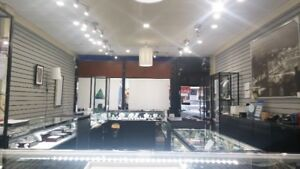 JEWELLARY STORE FOR RENT!!!