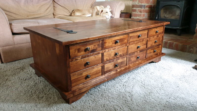 Apothecary Style Coffee Table Laura Ashley In Lenham Kent Gumtree