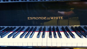 Piano tuning in Montreal & Laval area