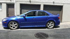 Mazda 6 Gt 2004