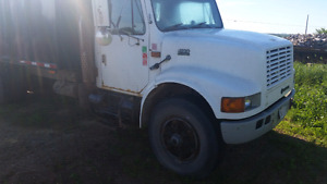 2001 international tandem truck for sale