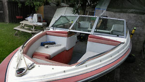 1989 17ft doral bowrided for sale