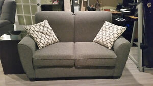 1 year old Loveseat (excellent condition) for sale - 650 o.b.o.
