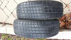 All season two tires size 185/70/14 Oakville / Halton Region Toronto (GTA) image 4