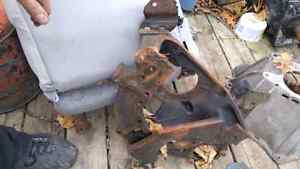 8 cylinder 55 to 57 Chevy 8 cylinder bellhousing   West Island Greater Montréal image 5