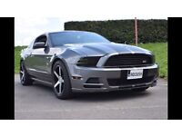 Ford Mustang 3.7L V6 2013