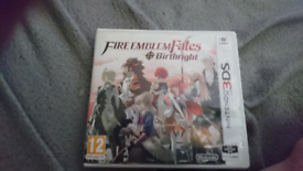 Fire emblem fates Birthright 3DS collection only