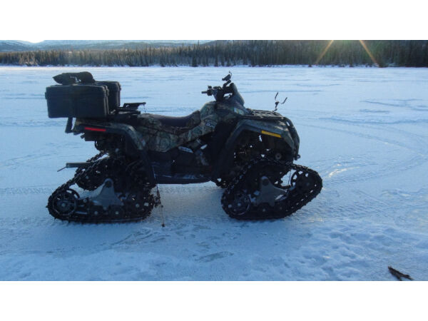 Used 2008 Can-Am Outlander Max 650