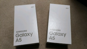Samsung Galaxy A5 Brand New in box