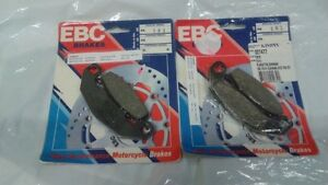 rear brakes to fit 250 ninja 1993 to 2007