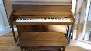 Lesage upright piano