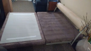 Two seats sofa/bed base for sale - $60