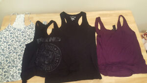 Women's size small lot. 11 pieces