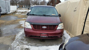 2007 Ford Freestar Van, Includes Safety