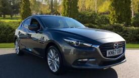 2017 Mazda 3 2.0 Sport Nav 5dr Manual Petrol Hatchback