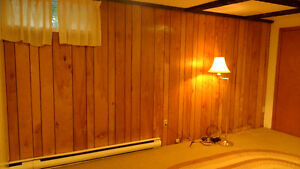 Cozy, quiet, clean basement suite in nice curb appeal home