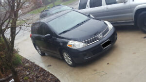 2009 Nissan Versa (clean) Good on gas, Reliable