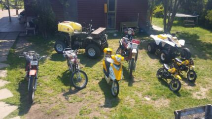 All bikes forsale Hillbank Playford Area Preview