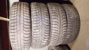 215 65 16 Michelin Winter Tires for sale