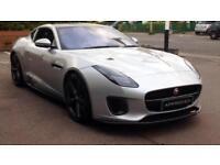 2018 Jaguar F-TYPE 3.0 Supercharged V6 400 Sport Automatic Petrol Coupe