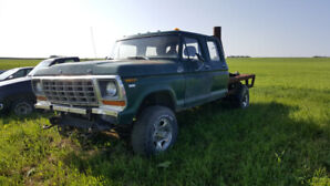 1978 ford crewcab/1997 dodge cummins project