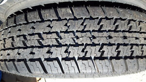 235/85/r16 brand new tires plus rims
