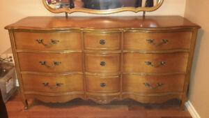 Beautiful antique /vintage woman's dresser