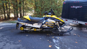 2007 Ski-Doo rev 500ss - absolutely mint and original