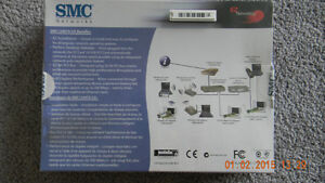 SMC Ethernet PCI Card - New In Box Edmonton Edmonton Area image 2