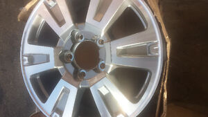 BRAND NEW TOYOTA TUNDRA 20 INCH FACTORY OEM ALLOY RIMS 3 ONLY