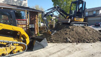 Excavation and Grading Services 403-805-8819