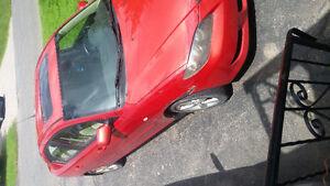2004 Mazda3 Rouge