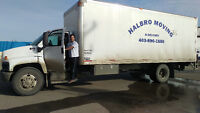 Halbro Moving & Delivery Inc.
