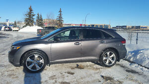 2014 Toyota Venza LIMITED, FULLY LOADED, LOW KM SUV