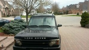 2003 Land Rover Discovery S7 - $2300 As-Is