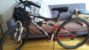 I am selling my bike for  a negotiable price