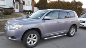TOYOTA HIGHLANDER 2008 HYBRID VERY CLEAN