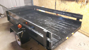 54.5 inch by 8ft utility trailer for sale Kingston Kingston Area image 4